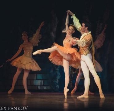 Спящая красавица - Екатерина Березина, Принц Дезире - Артем Хорошилов